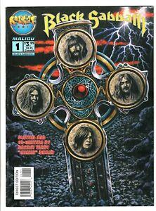 Black Sabbath #1 Magazine (1994)  VF-VF/NM  Butler - Kyffin - Kyffin