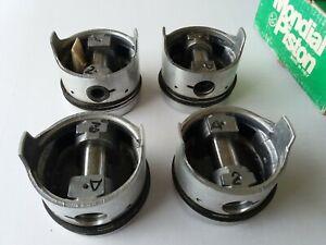 Pistons & Rings set - 84,0 mm, for Fiat Croma 2000 i.e., Lancia Dedra - AE 24199