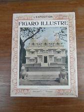LE FIGARO ILLUSTRE Hors-Série Dec.1900 SPECIAL HOLLANDE Exposition PARIS