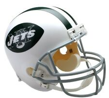 JETS THROWBACK Full Size Replica Helmet  (3 PACK BOX) - 3 TOTAL HELMETS