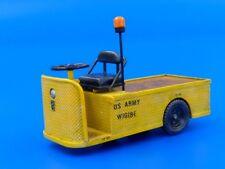 Plus Model 1:35 U.S. Electric cart C4-32 Mule - Resin PE Model Kit #470