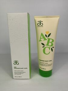 Arbonne ABC Baby Care Hair & Body Lotion - Brand New in Box