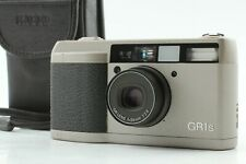【EXC+++++】 Ricoh GR1s Point & Shoot compact 35mm Film camera From JAPAN #0046