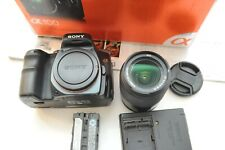 Sony Alpha A100 10.2MP Super SteadyShot Image Stabilization with 18-70mm Lens
