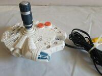Star Wars Millennium Falcon Plug N Play TV Video Game Joystick Jakks Pacific '06
