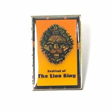 Disney's Festival of The Lion King Animal Kingdom Opening Day Disney Pin