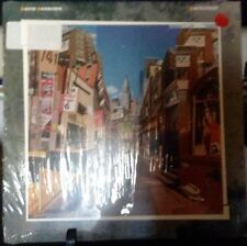 DAVID SANBORN Backstreet Album Released 1982 Vinyl/Record  Collection US pressed