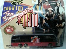 DIAMOND RIO ROAD CHAMPS diecast 1993 country tour bus on card Beautiful Mess