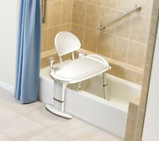 Heavy Duty Non Slip Medical Bath Seat Bench Shower Bathtub Stool Chair 400 lb