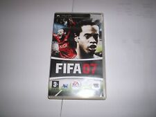 SONY PSP FIFA 07, FOOTBALL GAME