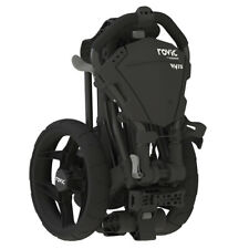 Clicgear Rovic Swivel Rv1s Golf Push Cart Charcoal/black