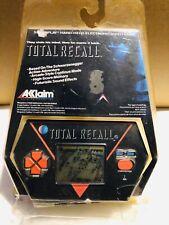 Total Recall Akklaim Videogame Brandneu Vintage Seltene