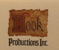 HOOK THE FILM - Robin Williams ORIGINAL Production Envelopes - Rare! Unique!
