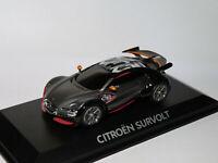 Concept car Citroën SURVOLT Rose au 1/43 de NOREV - Provence Moulage AMC019014