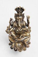 8'' Beautiful Handmade lord Ganesh Ganesha Statue with Oil lamp