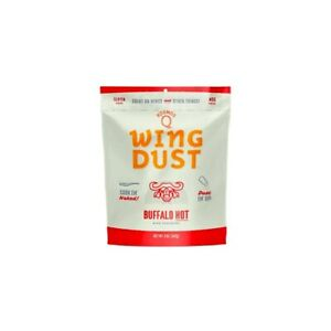 BBQ RUB - Kosmos Q - Buffalo HOT Wing Dust Seasoning - FREE POST!!