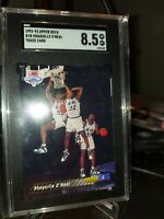 1992-93 Upper Deck Draft Pick Shaquille O'Neal RC Rookie SGC 8.5