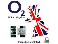 O2 UK iphone 5S, 6, 6+, 6S, 6S+, SE  Express Unlocking Service