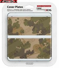 #44 Forrest Camo Characters Cover Plate New Nintendo 3DS Official Item Japan