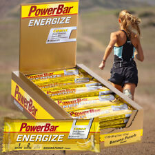 (24,72€/1kg) Power Bar Energize Riegel 25 x 55g Banana Punch