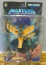 2006 Four Horsemen NECA MOTU He Man SORCERESS Staction Figure NIB