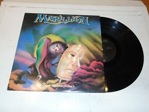 "MARILLION - Market Square Heroes - 1982 UK 3-track 12"" vinyl single"