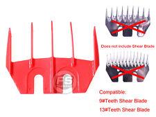 4#9#Teeth Shear Blade Protective case Clipper Sheep Alpaca Farm Tool(No Blade)