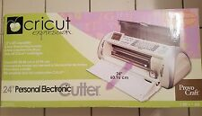 "Cricut Expression 24"" Personal Electronic Cutting Machine NIB 29-0300"