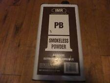 Vintage Empty Can - Dupont 5 pound Pb Smokeless Powder Tin