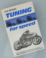 MOTORCYCLE ENGINEERING MANUAL BOOK PHIL IRVING BSA NORTON TRIUMPH HARLEY VINCENT