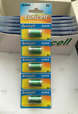 10 pcs 4LR44 476A PX28A A544 K28A L1325 6V Card Alkaline Battery For Remote