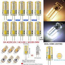 1-10 Packs G4 Base LED Light Bulbs AC 110V Capsule Halogen Bulbs Energy Saving