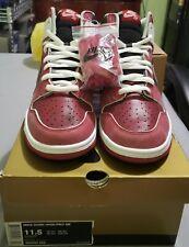Nike Dunk High Pro SB Size 11.5 Jason Voorhees 305050-062