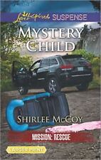 Mystery Child (Mission: Rescue), McCoy, Shirlee, Very Good Book