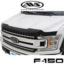 AVS Dark AeroSkin Flush Mount Bug Shield Hood Protector Fits 2015-2020 Ford F150
