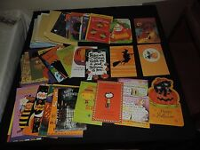50 AMERICAN GREETING HALLOWEEN CARDS wt ENVELOPES UNUSED MINT free shipping