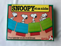 Rare Vintage 1982 SNOOPY et sa niche Games Workshop By Nathan