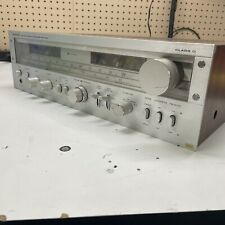 Hitachi SR-804 AM/FM powerful Stereo Receiver Wood Frame for parts