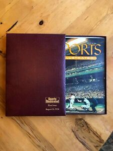 Sports Illustrated First Issue 1954 - MINT CONDITION in LEATHER BOX