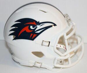 2020 UTSA Roadrunners Custom Riddell Mini Helmet vs Texas State