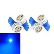 T10 4x 175 168 194 192 W5W Blue High Power LED Bulb #Nt17 Front Parking Light