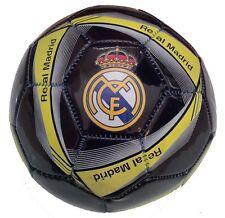 2014 Real Madrid Official Soccer Ball-#2-Skills Ball-Navy/Neon Green [Misc.]