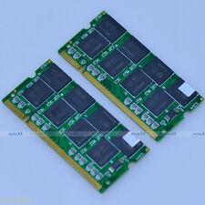 NEW 2GB 2 x 1GB PC2700 333mhz SODIMM DDR 333 200pin Laptop Memory RAM Free Ship