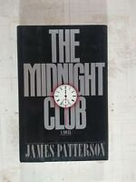 The Midnight Club by James Patterson (1989) First Edition, First Printing