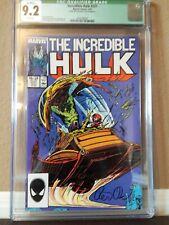 Incredible Hulk CGC 9.2 2055796020