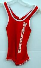 Team Gear Wauseon Indians Cliff Keen Singlet  xs 80-105