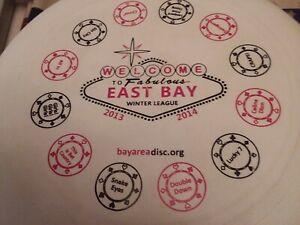Vintage Disk craft Tournament Disk