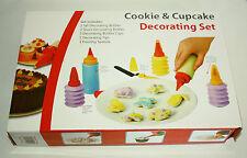 Cookie & Cupcake Decorating Set, Sugarcraft, Cake Decorating, Baking with Kids