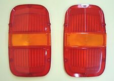 FORD FAIRLANE ZB- BRAKE INDICATOR LENSES REAR - SOLD AS A PAIR