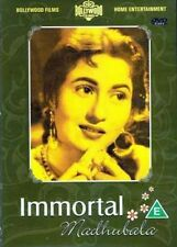 IMMORTAL MADHUBALA - NEW BOLLYWOOD MUSIC DVD - FREE UK POST